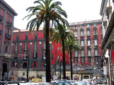 Joanne Mattera Art Blog: Soggiorno a Napoli