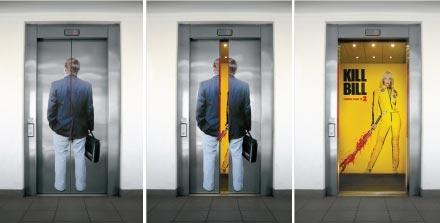 Kill Bill - Elevator