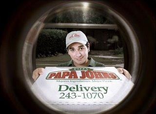 Papa John's - Peephole - 02