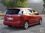 Mazda MAZDA5 Review