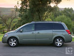 Nissan Quest Review
