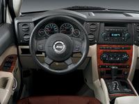 Jeep Commander Review