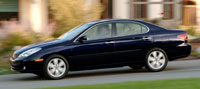 Lexus ES330 Review
