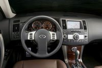 Infiniti FX35 Review