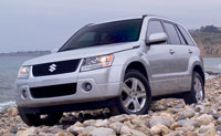 Suzuki Grand Vitara Review
