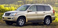 Lexus GX470 Review