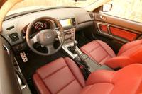 Subaru Legacy Review