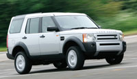 Land Rover LR3 Review