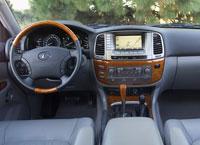 Lexus LX470 Review