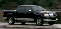 Lincoln Mark LT Review