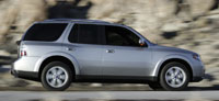 Saab 9-7x Review