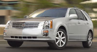 Cadillac SRX Review