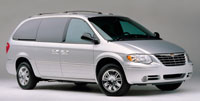 Chrysler Town & Country Review