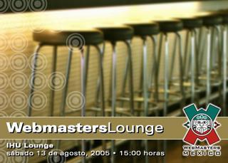 1er Webmaster Lounge