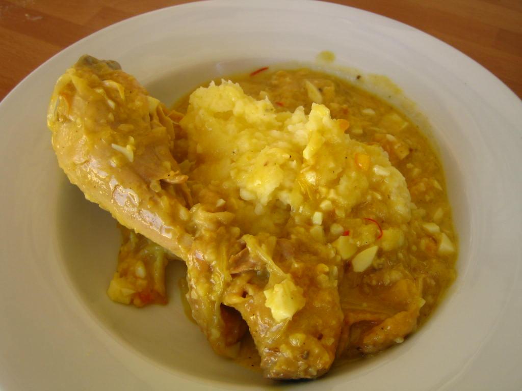 Spanish Sherry Almond Cake Beat  Eggs