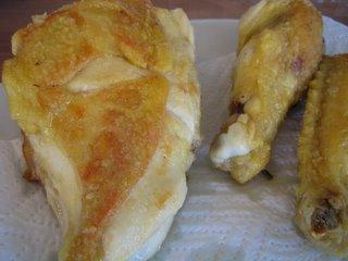 pollo dorado