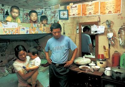 Meet Wei Yufang and his family