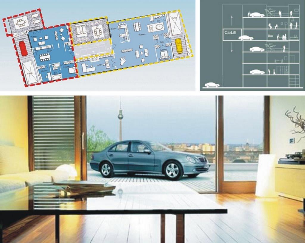 O design e a ergonomia o fim dos problemas de for Loft car