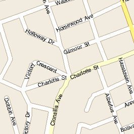 How accurate are online street maps cartography or msn maps live local also similar in appearance and content publicscrutiny Images