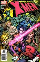 Uncanny X-Men 458