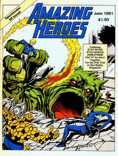 Amazing Heroes #1