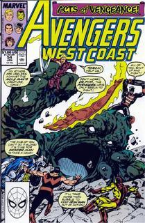Vengadores Costa Oeste #54