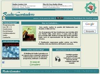 Ir a radiocontadero.com