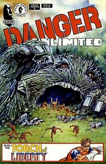 Danger Unlimited #4