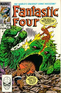 Los 4 Fantasticos #264