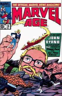 Marvel Age #14