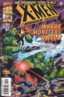 X-Men Los Años Perdidos #20