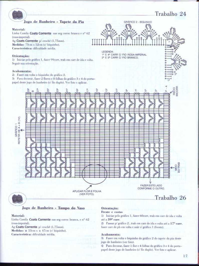 Lenceria De Baño Tejida:Juegos De Banos Tejidos En Crochet