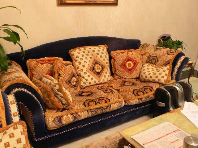 Cheung 39 s furniture versace sofa set Versace sofa