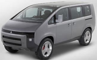 2006 Mitsubishi Concept D:5