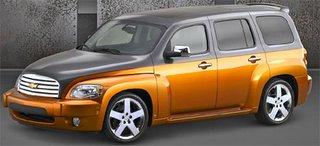 Chevrolet HHR Concept Sema Edition