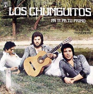 LOS CHUNGUITOS MOLAN