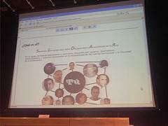 imagen de los miembros del sidar en forma de red