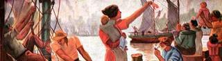 mural de quinquela martin