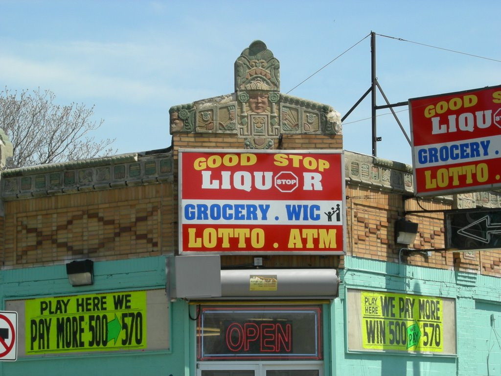 Coney Island On  Mile And Wyoming