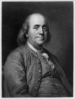 Aunque se parezca a Fraga, os juro que este es Benjamin Franklin