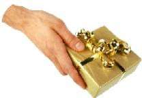 Ahí va un regalito.