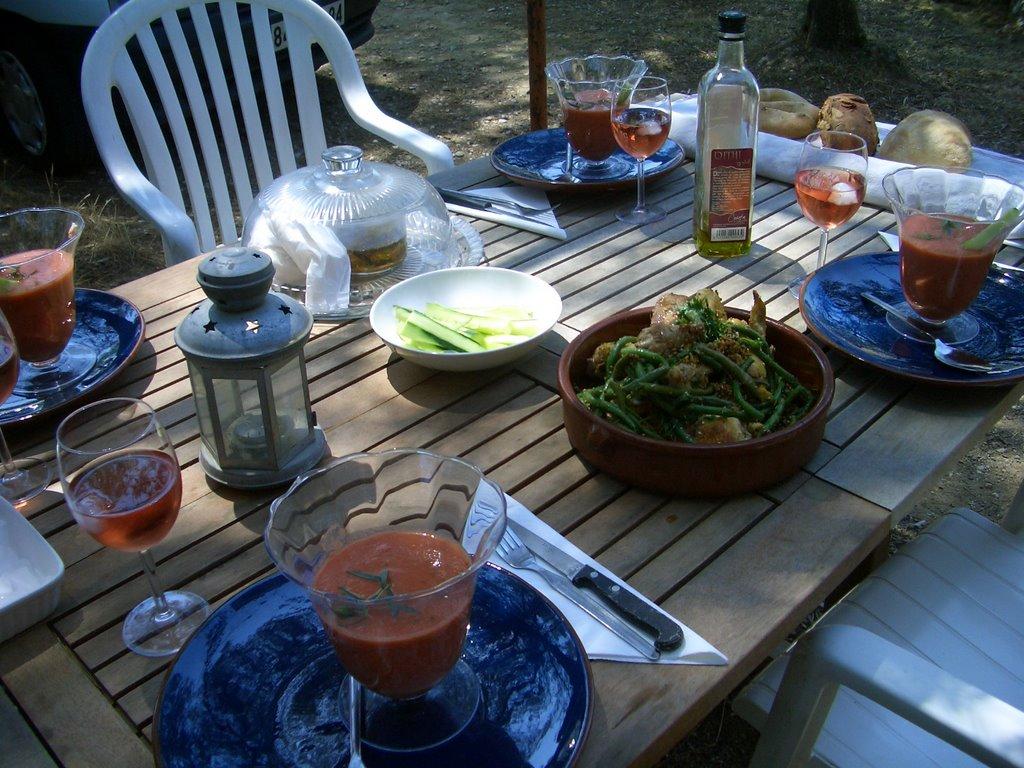 Les cuisines de garance repas d 39 t et retrouvailles - Les cuisines de garance ...