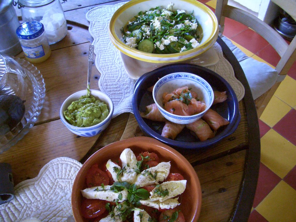 Les cuisines de garance mai 2006 - Les cuisines de garance ...