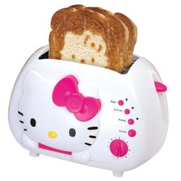 hello+kitty, sanrio, toaster