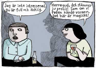 flickvän ofta sur Linköping