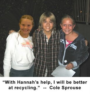 cole sprouse endorses hannah