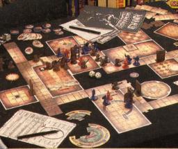 El misterioso tablero del Heroquest