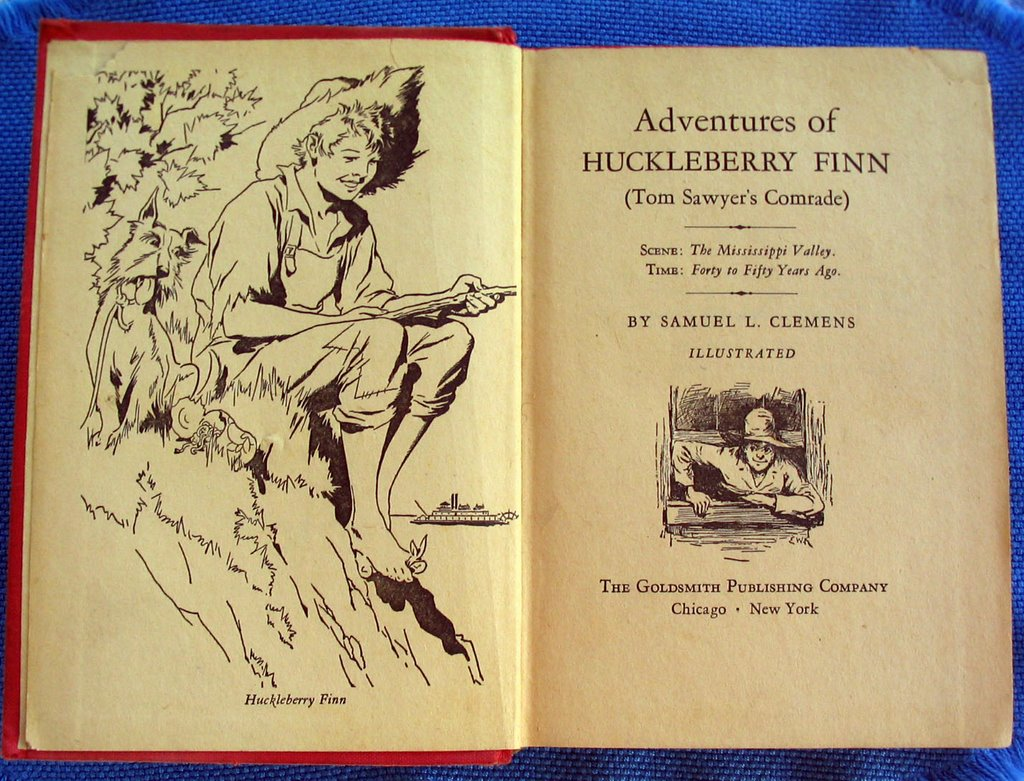 a coming of age story in the adventures of huckleberry finn by mark twain Clearly that famous prefatory note to ''adventures of huckleberry finn'' has  a  classic not only about a rebellious boy's coming of age (in this sense, huck can   book by mark twain called 'huckleberry finn,' '' hemingway once declared   simply to compress the novel and give it narrative shape and drive.