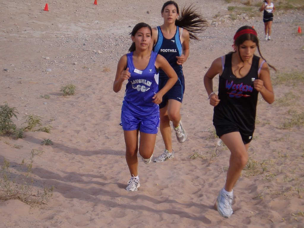"""benavides girls Del norte — the old saying, """"anything boys can do, girls can do better,"""" rings true for del norte's natalie benavides benavides is a four-sport athlete and plays soccer and volleyball, but."""