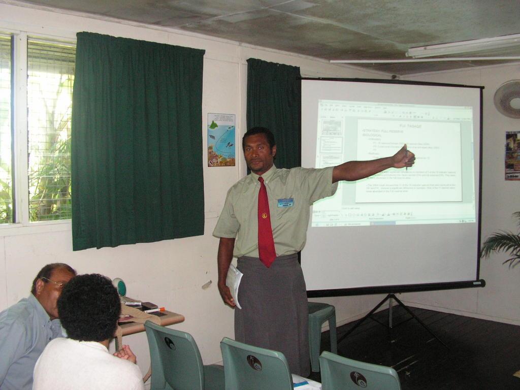 Stuff Thats Left Behind When University >> Fiji Working groups